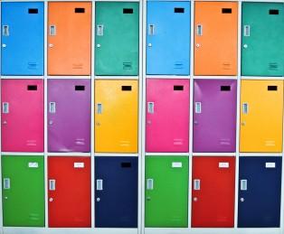 Locker Doors