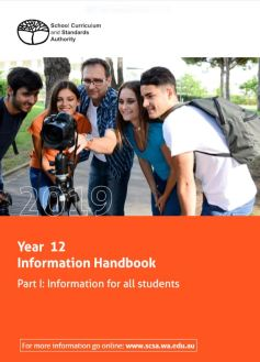 Year 12 handbook